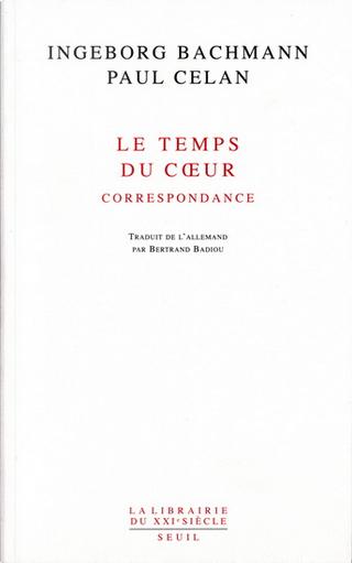 Le temps du coeur by Max Frisch