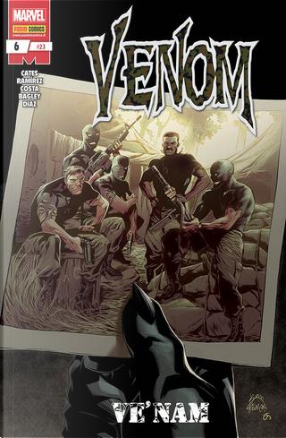 Venom vol. 23 by Donny C. Cates, Mark Bagley, Mike Costa, Ryan Stegman