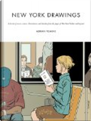 New York Drawings by Adrian Tomine