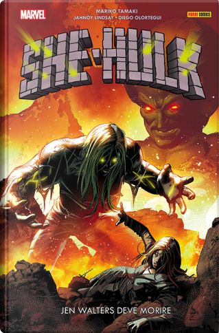 She-Hulk vol. 3 by Mariko Tamaki