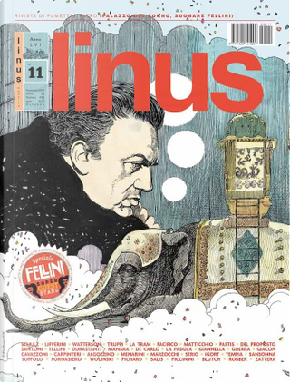 Linus by Bill Watterson, Blutch, Charles M. Schulz, Davide Toffolo, Federico Del Proposto, Georges Pichard, Georges Wolinski, Massimo Giacon, Robber, Stephan Pastis