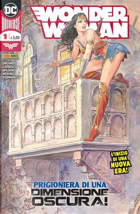 Wonder Woman n. 1 by G. Willow Wilson, Steve Orlando