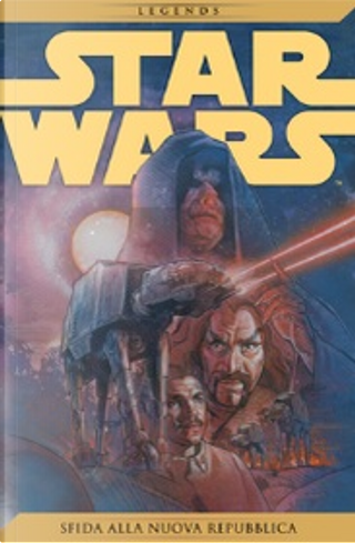 Star Wars Legends #18 by Mike Baron