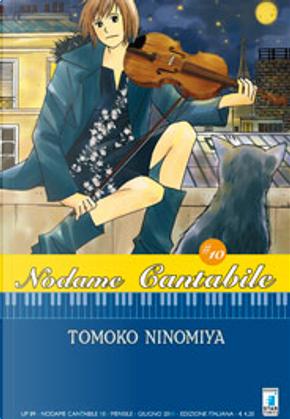 Nodame Cantabile vol. 10 by Tomoko Ninomiya
