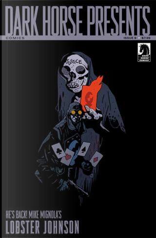 Dark Horse Presents #9 by Andrew Vachss, Brian Wood, Caitlin R. Kiernan, M. J. Butler, Mike Mignola, Neal Adams, Paul Pope, Steve Horton, Tony Puryear
