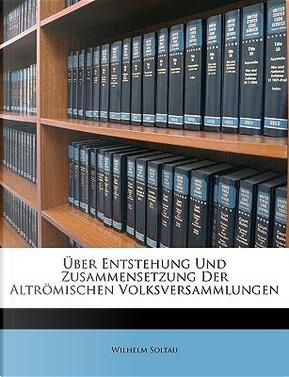 Ber Entstehung Und Zusammensetzung Der Altrmischen Volksversammlungen by Wilhelm Soltau