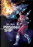 Prison ship by Esteban Maroto