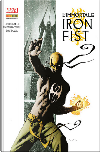 Marvel Omnibus: L'immortale Iron Fist by Matt Fraction, Ed Brubaker, Len Wein, Roy Thomas