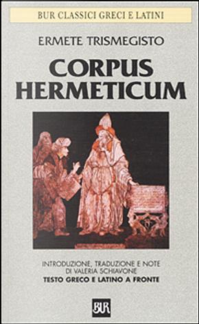 Corpus hermeticum by Hermes Trismegisto
