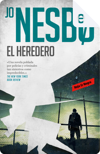 El heredero by Jo Nesbø
