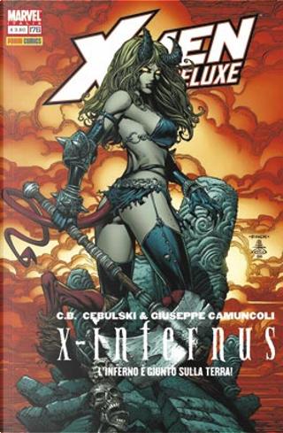 X-Men Deluxe n. 176 by C. B. Cebulski, Christopher Yost, Craig Kyle, Marc Guggenheim, Peter David