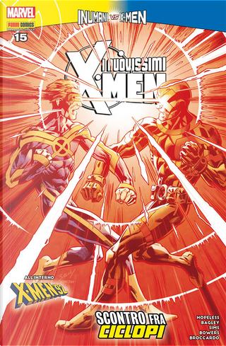 I Nuovissimi X-Men n. 50 by Chad Bowers, Chris Sims, Dennis Hopeless