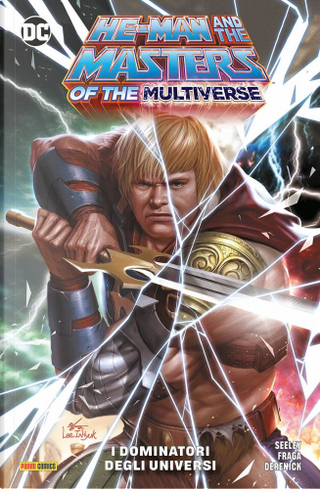 He-Man and the Masters of the Multiverse by Tim Seeley