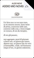 Addio mio Novecento by Aldo Nove