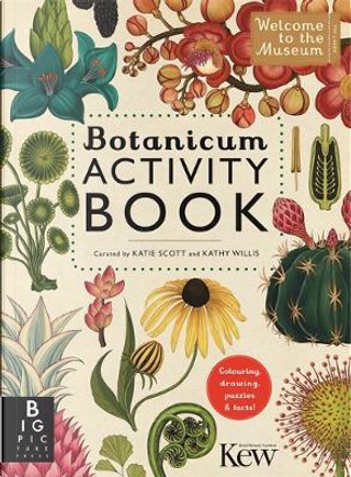 Botanicum Activity Book by Katherine Willis