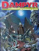 Dampyr vol. 203 by Nicola Venanzetti