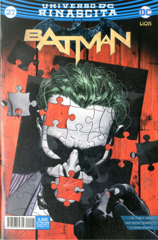 Batman #27 by Tom King