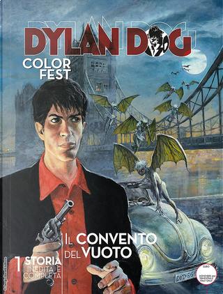 Dylan Dog Color Fest n. 23 by Giovanni Barbieri