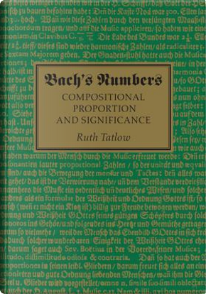 Bach's Numbers by Ruth Tatlow
