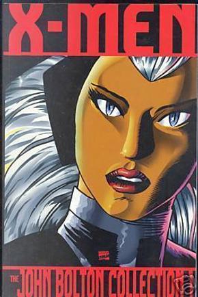 X-Men: The John Bolton collection vol. 1 by Chris Claremont, John Bolton