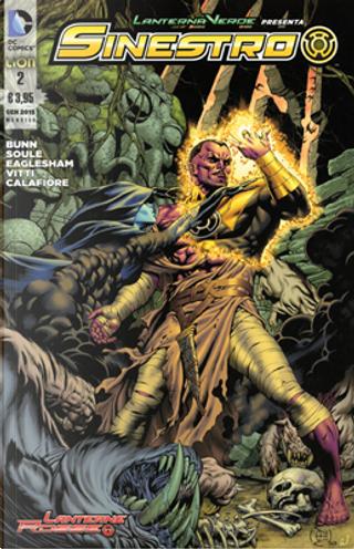 Lanterna Verde presenta: Sinestro n. 2 by Charles Soule, Cullen Bunn, Robert Venditti