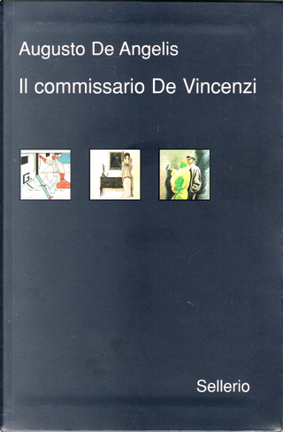 Il commissario De Vincenzi by Augusto de Angelis