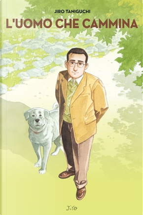L'uomo che cammina by Jiro Taniguchi