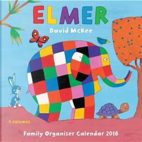 Elmer 2018 Calendar by Flame Tree Studios