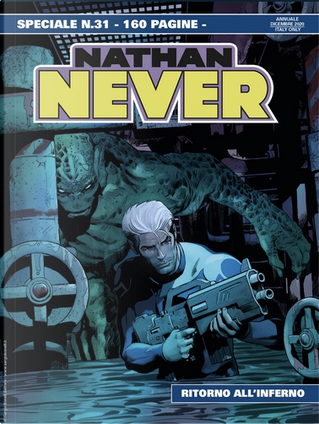 Speciale Nathan Never n. 31 by Bepi Vigna