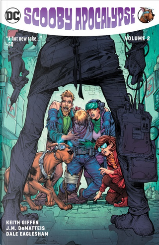 Scooby Apocalypse Vol. 2 by J.M. DeMatteis, Keith Giffen