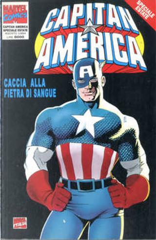 Capitan America Speciale Estate by Mark Gruenwald
