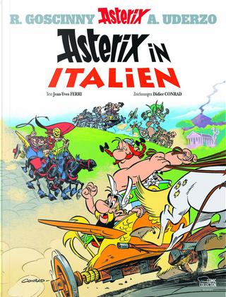 Asterix in Italien by Jean-Yves Ferri