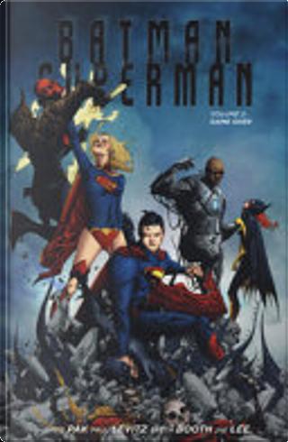 Batman/Superman vol. 2 by Greg Pak, Paul Levitz