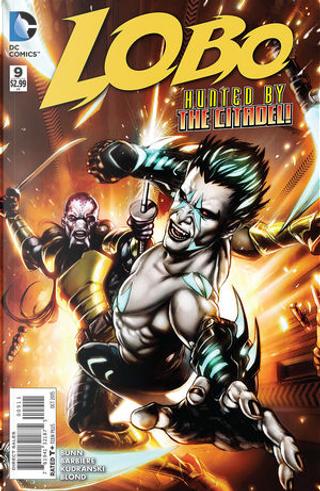 Lobo Vol.3 #9 by Cullen Bunn, Frank Barbiere