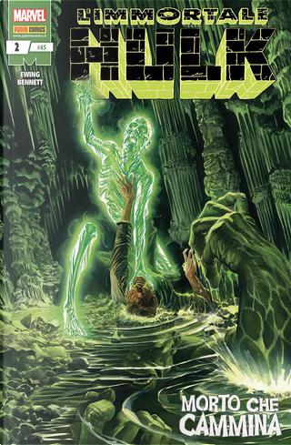 Hulk e i Difensori n. 45 by Al Ewing
