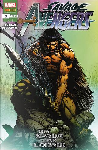 Savage Avengers n. 3 by Gerry Duggan