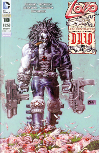 Lobo n. 18 by Eric Wallace, Alan Grant