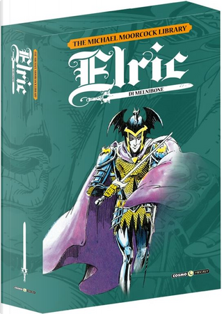 Elric. The Michael Moorcock library - Voll. 1-5 by Roy Thomas
