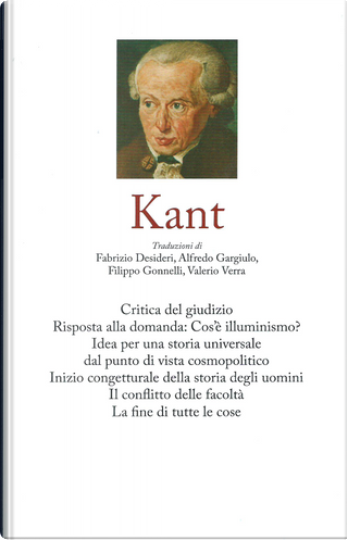 Kant III by Immanuel Kant