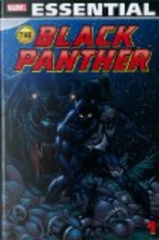 Essential Black Panther: Vol. 1 by Don McGregor, Jack Kirby