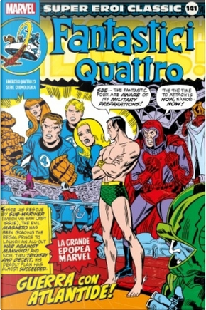 Super Eroi Classic vol. 141 by Jack Kirby, Stan Lee