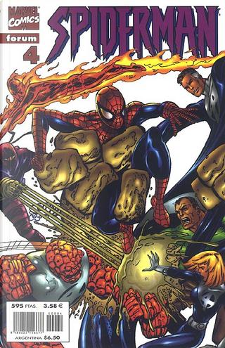 Spiderman Vol.3 #4 (de 31) by Eric Stephenson, Howard Mackie