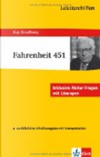 Lektürehilfen Ray Bradbury Fahrenheit 451 by Ray Bradbury