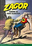 Zagor collezione storica a colori n. 119 by Franco Donatelli, Gallieno Ferri, Guido Nolitta, Marcello Toninelli, Moreno Burattini