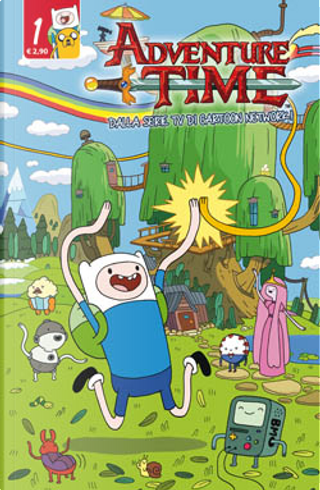 Adventure Time n. 1 by Ryan North, Zac Gorman, Lucy Knisley, Aaron Renier