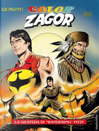 Color Zagor n. 7 by Giorgio Giusfredi