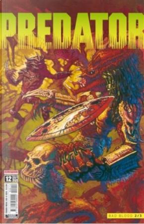 Predator #12 by Evan Dorkin