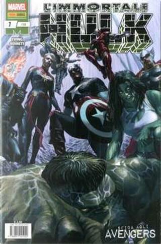 Hulk e i Difensori n. 50 by Al Ewing