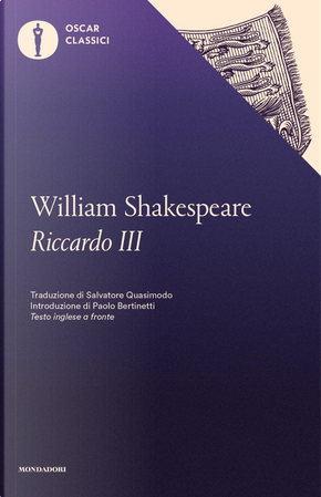 Riccardo III by William Shakespeare