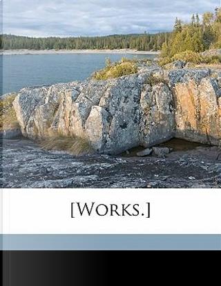[Works.] by William Black